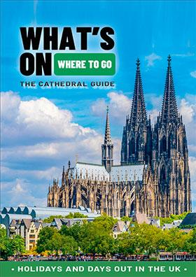 The Cathedral City guide front cover