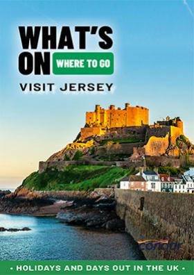 Visit Jersey front cover